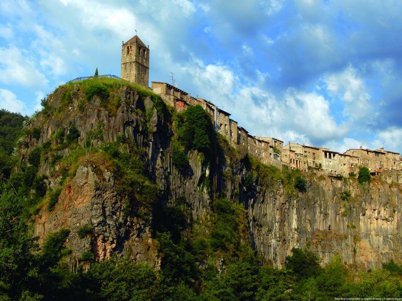Castellfollit de la roca for In wash de roca
