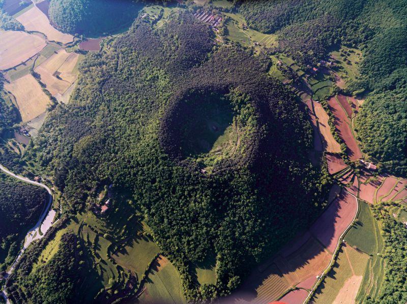 Centro de Información del Casal dels Volcans