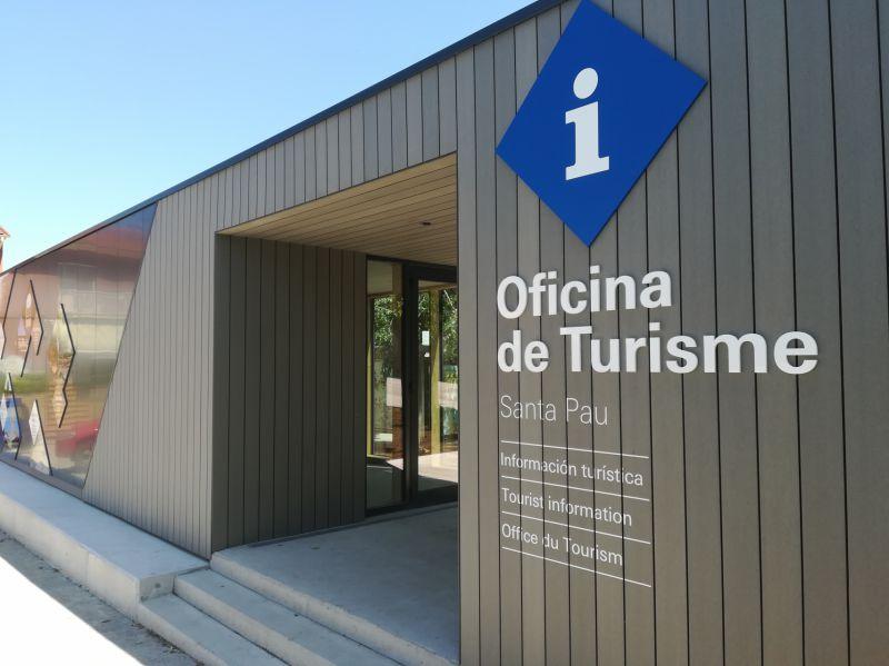 Oficina de Turismo de Santa Pau